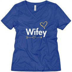 After the wedding Wifey Tshirt