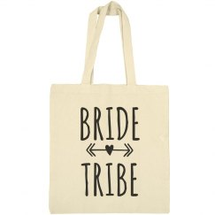 Bride Tribe Bridesmaids Gifts Tote
