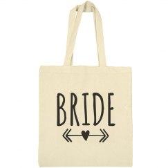Bride Tribe Bachelorette Hand Drawn