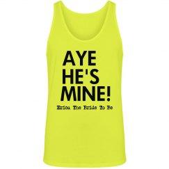 Aye, He's Mine