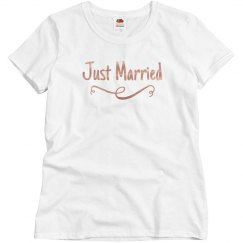 Winged Heart Just Married
