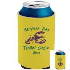 sip 'em coozie