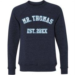 Mr. Thomas Sweatshirt