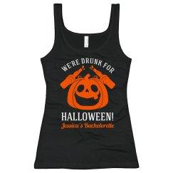 Drunk Halloween Maids