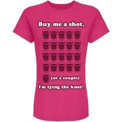 Buy Me A Couple Shots