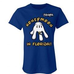 Honeymoon in Florida