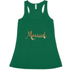 Married Tank Top