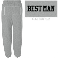 Best Man Sweats