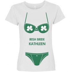Irish Bride Lingerie