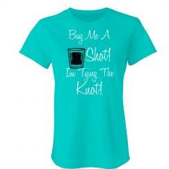 Buy Me A Shot Tee