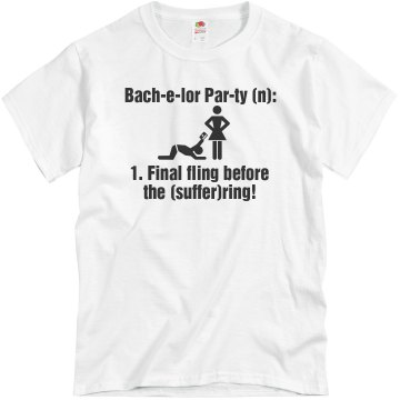 Bachelor party definition for Bachelor definition