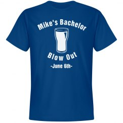 Bachelor Blow Out Tee