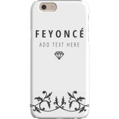 Feyonce Custom Bridal Phone Case