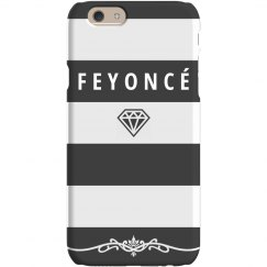 Feyonce Bride Striped Phone Case