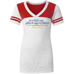 Wedding Photographer Line