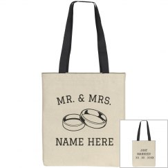 Mr. And Mrs. Tote