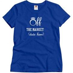 Off the Market Tshirt