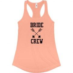 Bride Crew Tank