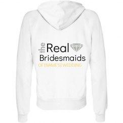Real Bridesmaids Hoodie