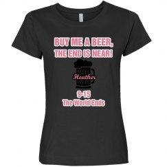 Buy Me A Beer Tee