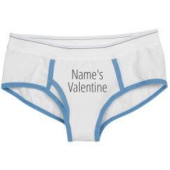 Custom Name's Valentine