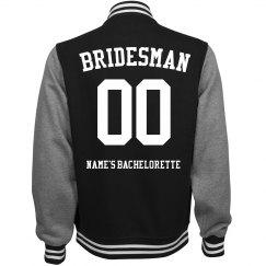 Custom Bridesman Party Jacket