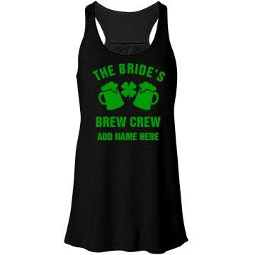The Brides Irish Brew Crew