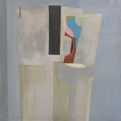 Ben Nicholson, May 1955 (Gwithian), 1955
