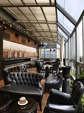 Upstairs @ The Kimberly Hotel