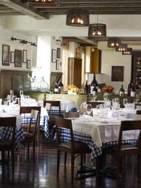 Maialino (@ the Gramercy Park Hotel)