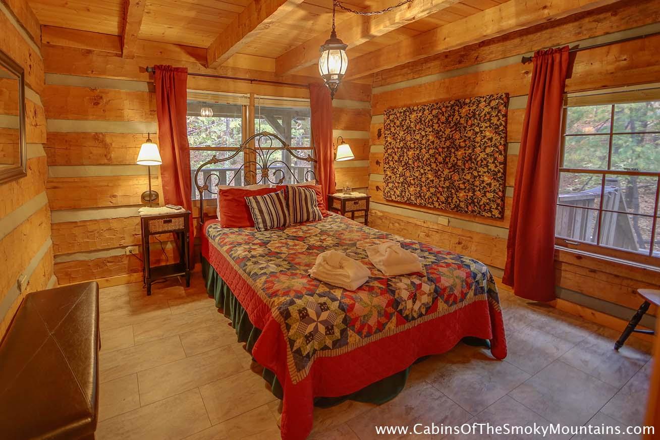 Gatlinburg Cabin Da 39 Mar 3 Bedroom Sleeps 8 Swimming Pool Access