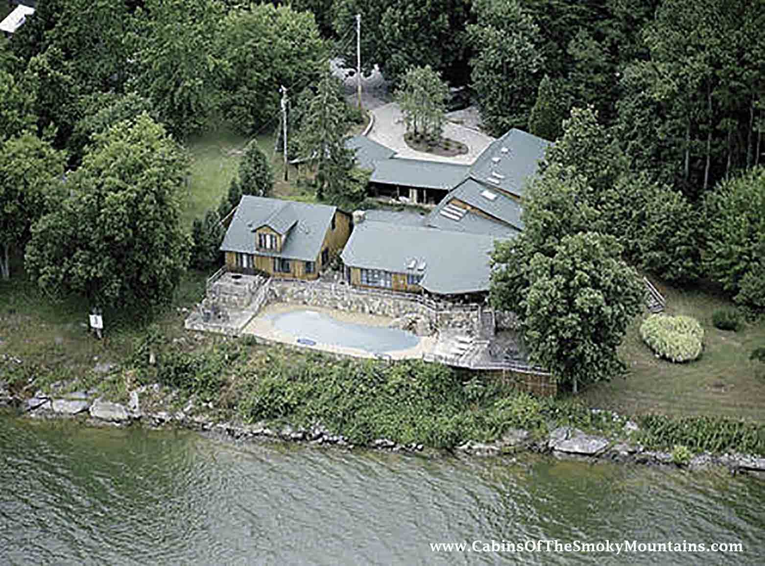 Phenomenal Pigeon Forge Cabin The Lake House 10 Bedroom Sleeps 32 Interior Design Ideas Pimpapslepicentreinfo