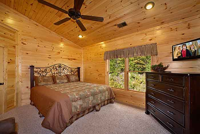 Gatlinburg Cabin 5 Star Lodge 5 Bedroom Sleeps 18