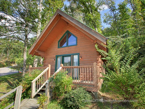 Gatlinburg cabin honeymooner 39 s joy from for Cabin rental smokey mountains