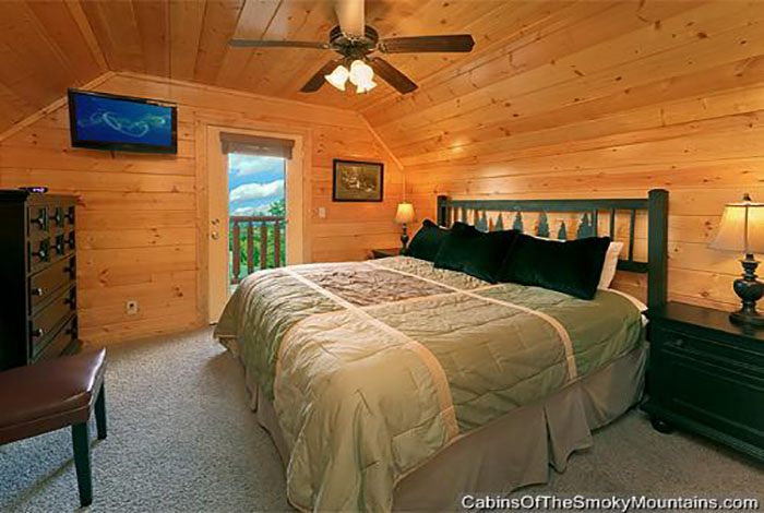 Pigeon Forge Cabin A Great Smoky Mountain Escape 5 Bedroom Sleeps 12