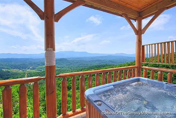 the at rentals cabins mountain cleanest pigeonforge find cabin forge air in pigeon