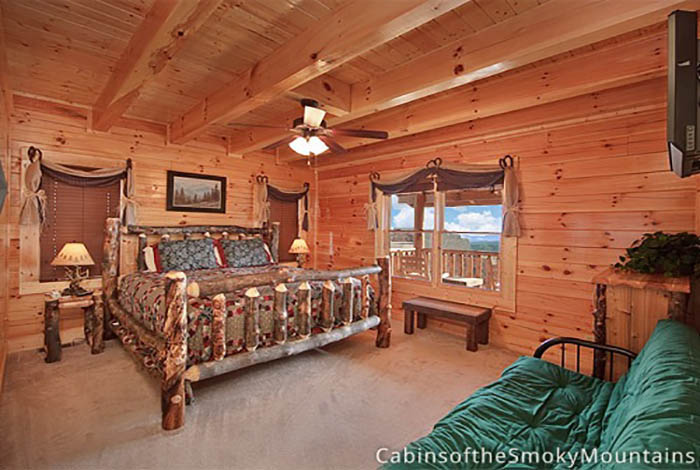 Pigeon Forge Cabin Above The Stars 12 Bedroom Sleeps 58