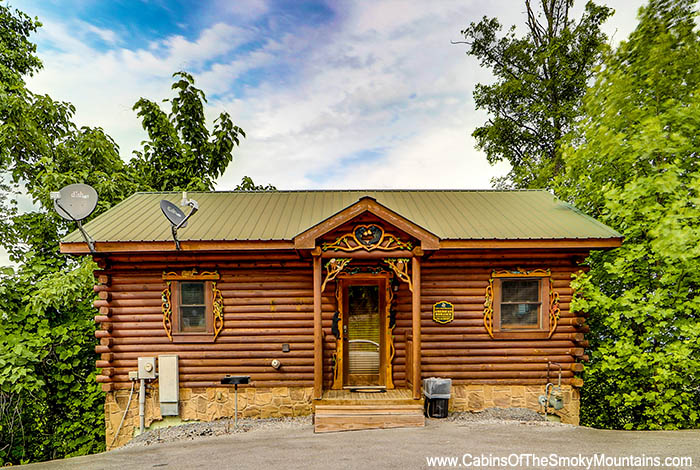Pet Friendly Cabins In Gatlinburg Low Fees Easy Rules