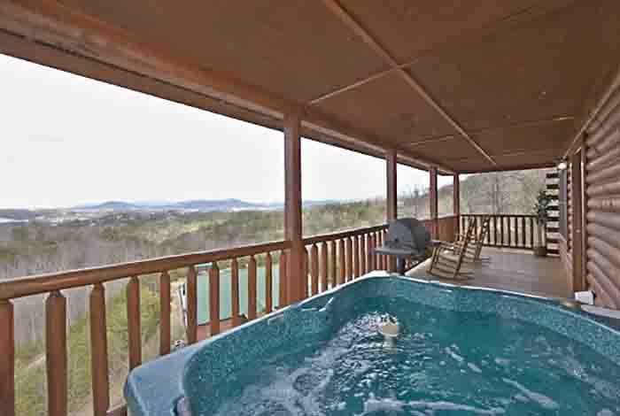 picture of American Romance cabin