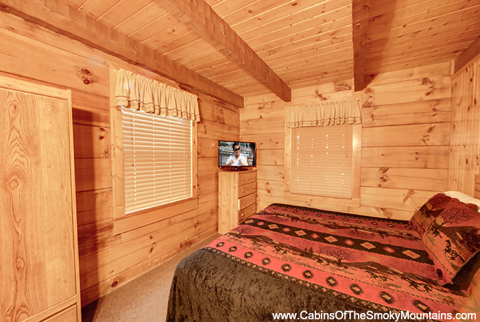 Pigeon Forge Cabin - Among the Trees From $140 00
