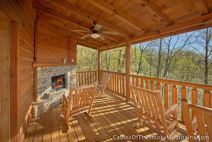 gatlinburg cabin angel ridge hideaway 3 bedroom sleeps 10