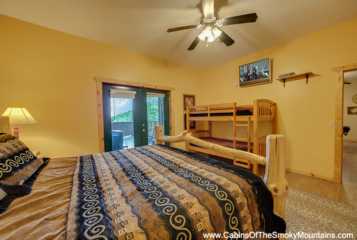 Pigeon Forge Cabin As Good As It Gets 5 Bedroom