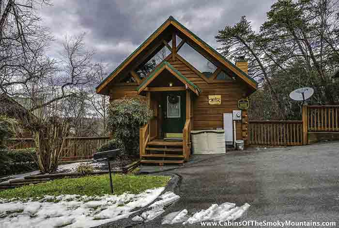 1 Bedroom Cabins In Pigeon Forge Tn