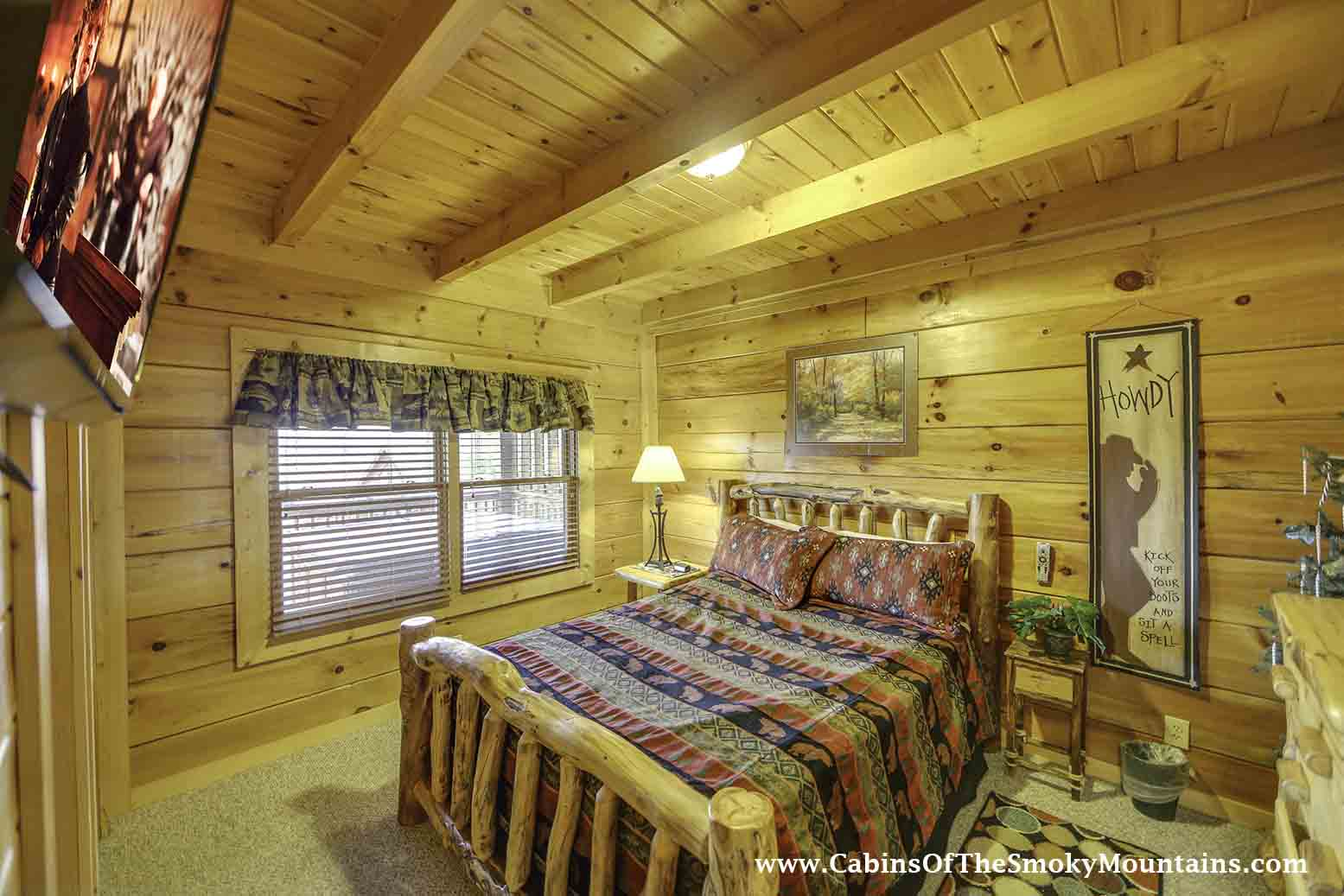 Pigeon Forge Cabin Bear Country 2 Bedroom Sleeps 8