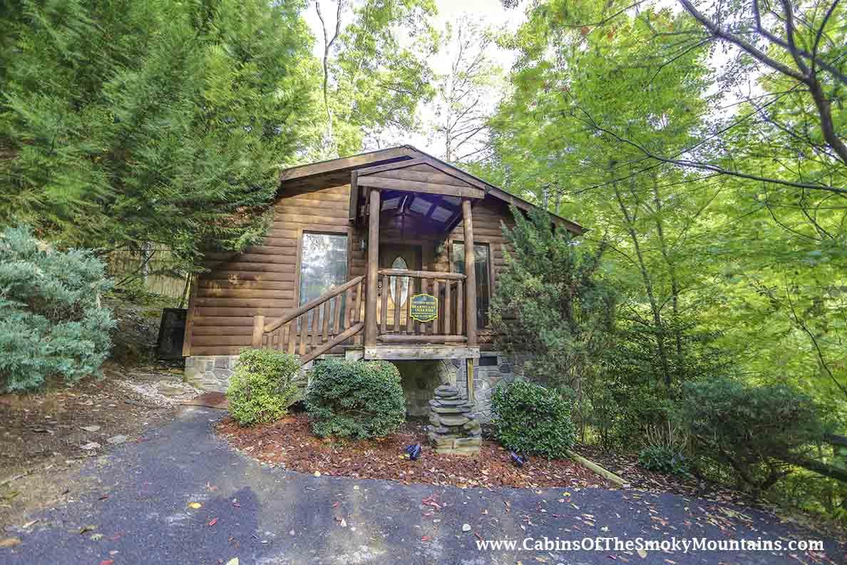 Gatlinburg Cabin Bearies And Cherries 1 Bedroom
