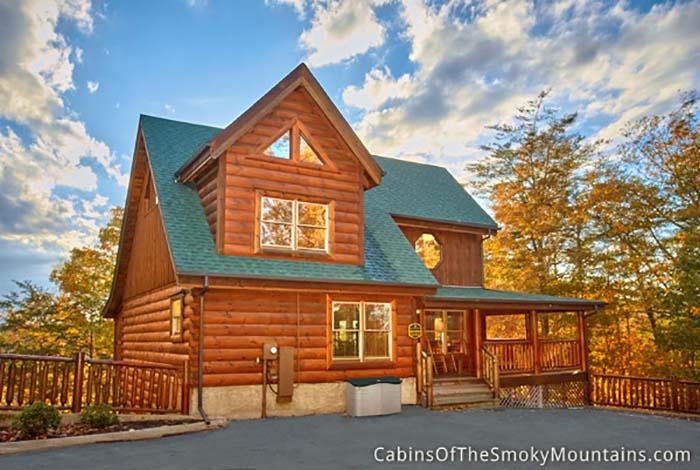 picture of Belvedere cabin
