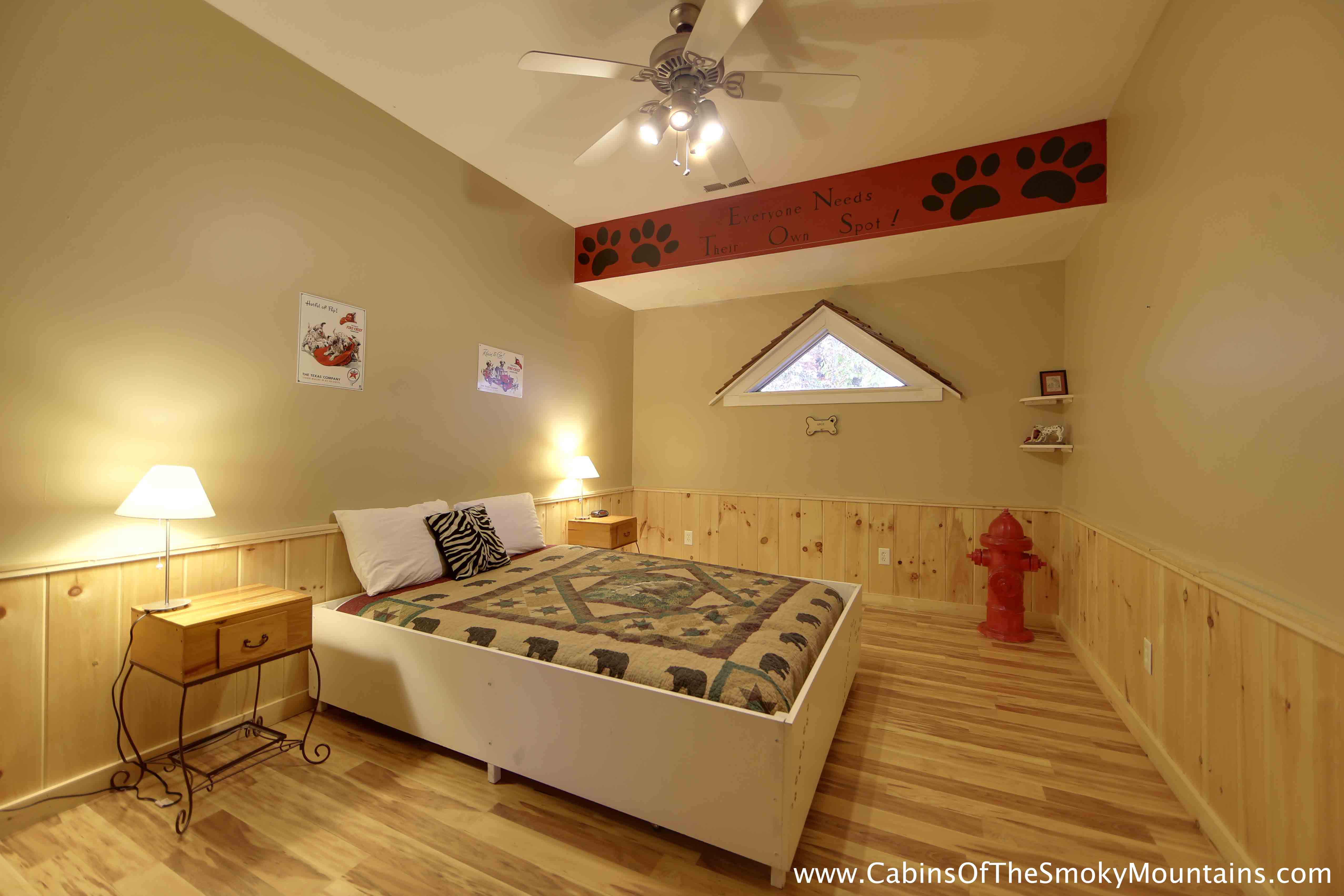 Pigeon Forge Cabin Cabin Patch 5 Bedroom Sleeps 16