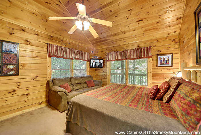 Pigeon Forge Cabin Creekside Paradise From 105 00