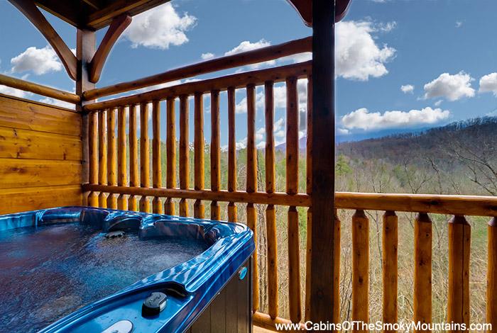 Gatlinburg cabin cypress lodge 4 bedroom sleeps 14 - Gatlinburg falls resort swimming pool ...