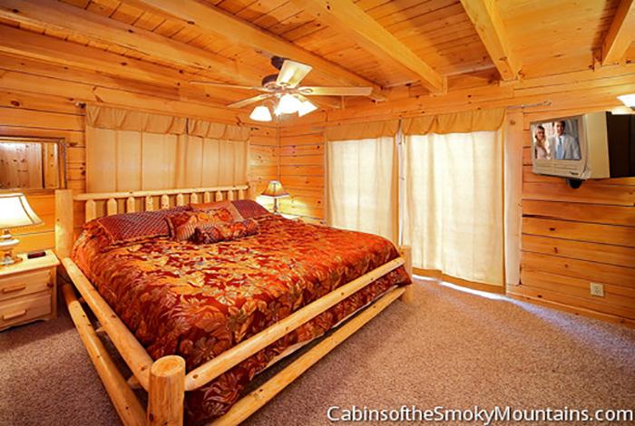 pigeon forge cabin my sugar baby 1 bedroom sleeps 8